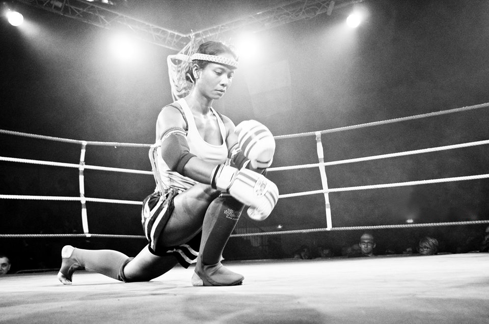 Boxe thaï fight girl dance danse thailande epinal vosges 88 photography photographie evenement gala